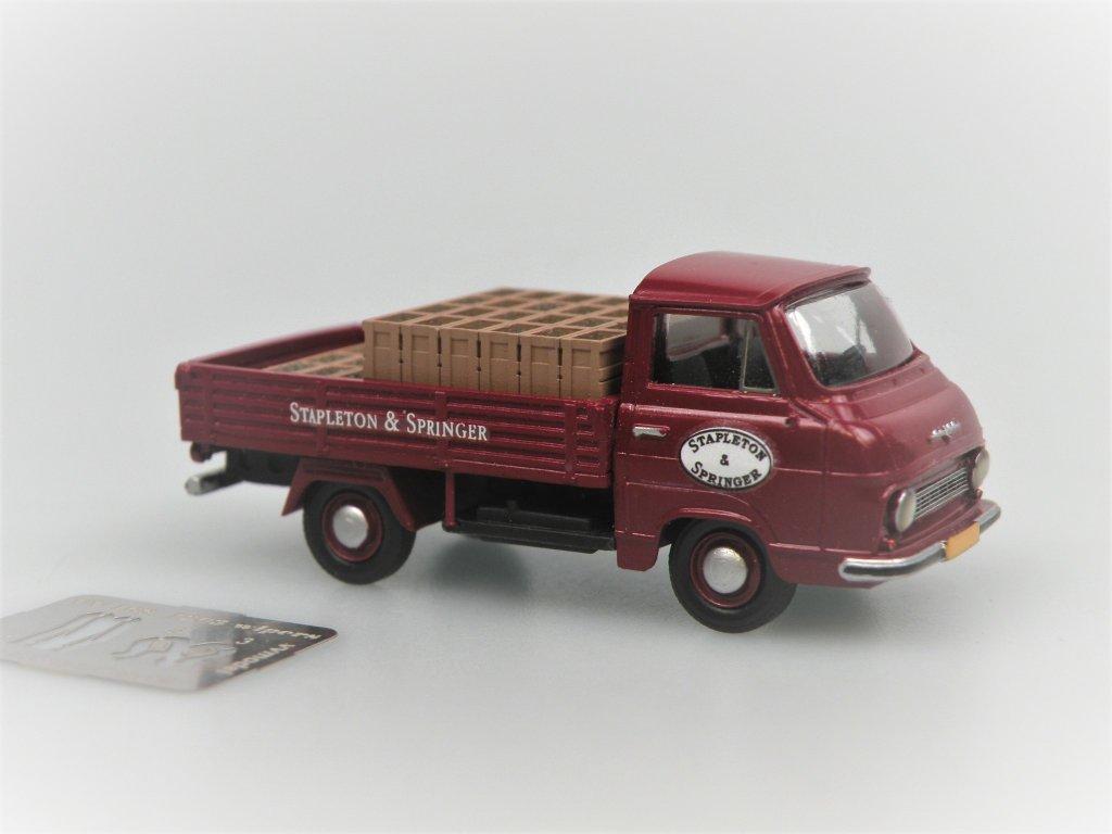 S1203 Flatbed wine truck