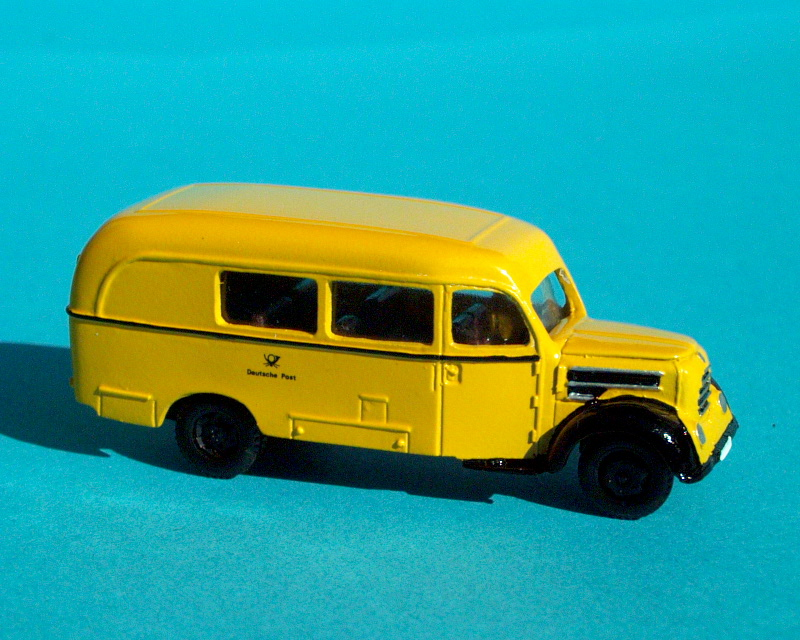 1956 Garant 30K (1/2 Bus) Deutsche Post