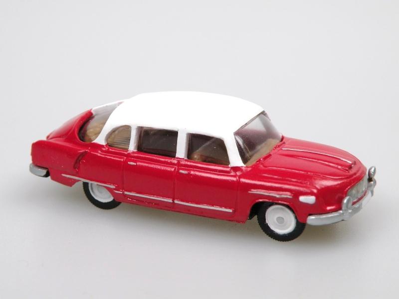1956 T 603-1 (červenobílá)
