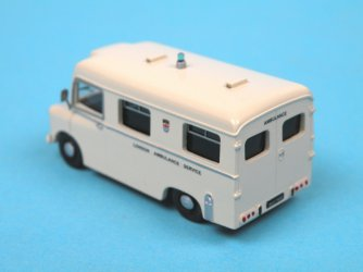 Bedford CA Ambulance