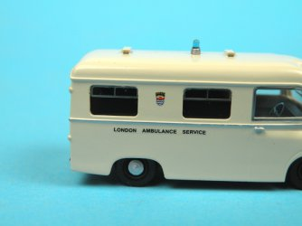 Bedford CA Ambulance