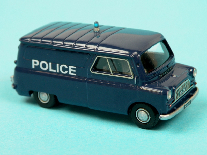 Bedford CA Van POLICE (UK)