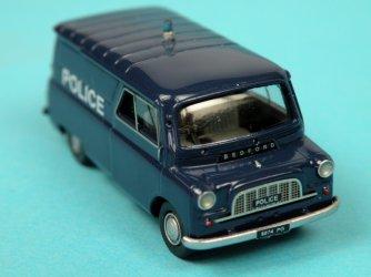 Bedford CA Van POLICE (UK)