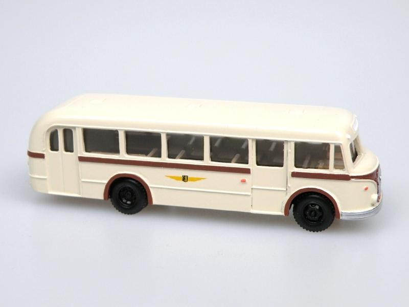 1955 IFA H6/S City Bus (Dresden)