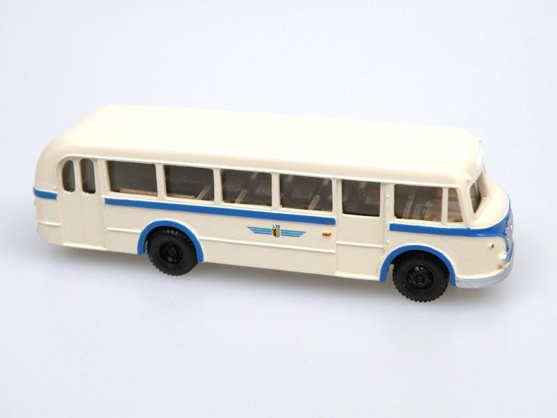 1955 IFA H6/S City Bus (Leipzig)