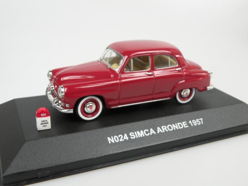 Simca Aronde '57