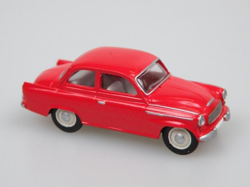 S995 TS (1961)  červená