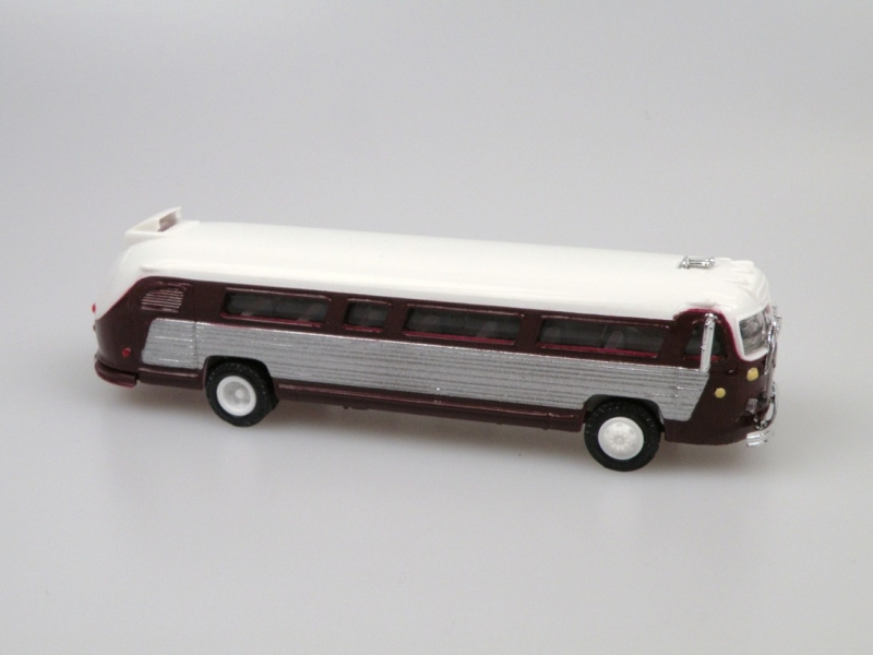1951 Flxible Visicoach US bus 1:87