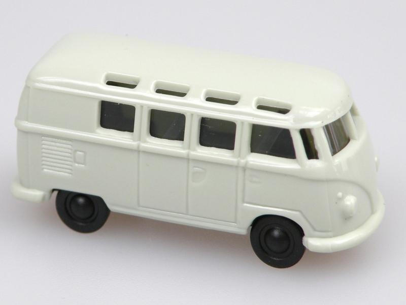 VW Samba bus (1:120) sv.šedý