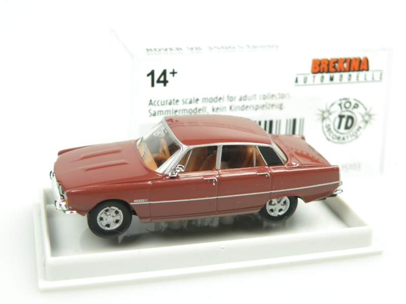 Rover 3500S (1/87 Brekina 151034)