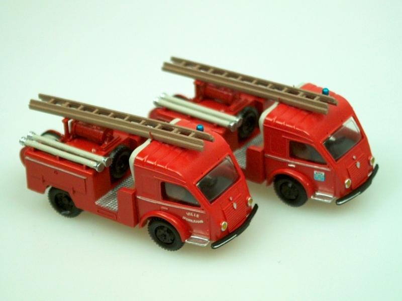 SAI 3596 Renault 2,5t Pompiers, 1/87