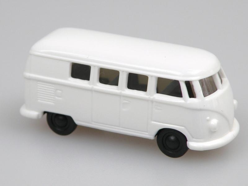 VW bus (1:120) bílý/white