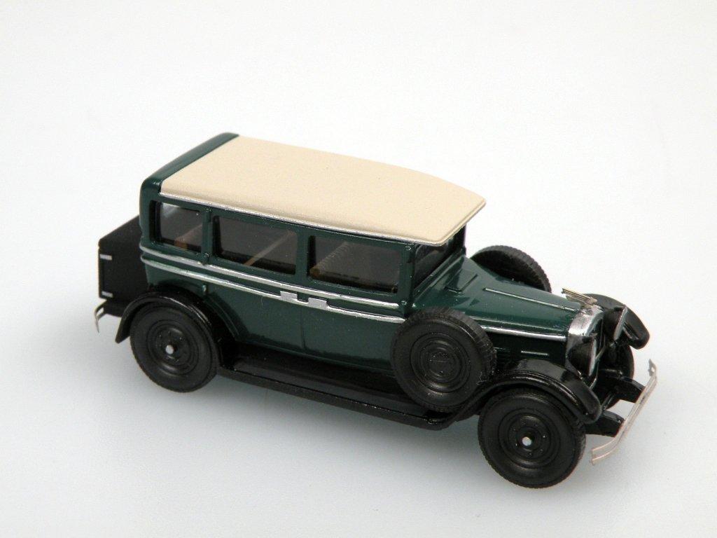 Adler Standard 6S zelený