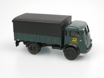 Berliet GLB5 Post-Saar