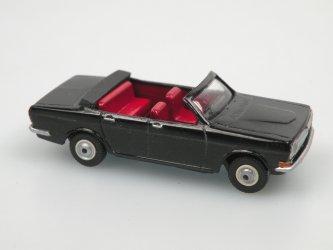 GAZ 24 cabrio černý
