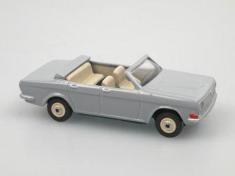 GAZ 24 cabrio šedý
