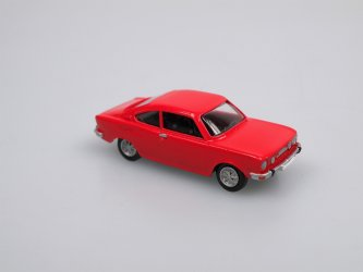 S110R Coupe 1973 Bright red