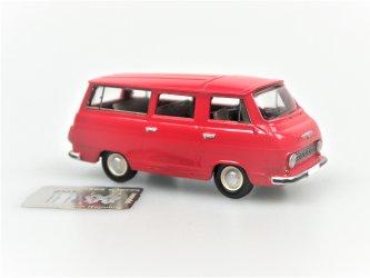S1203 Minibus red