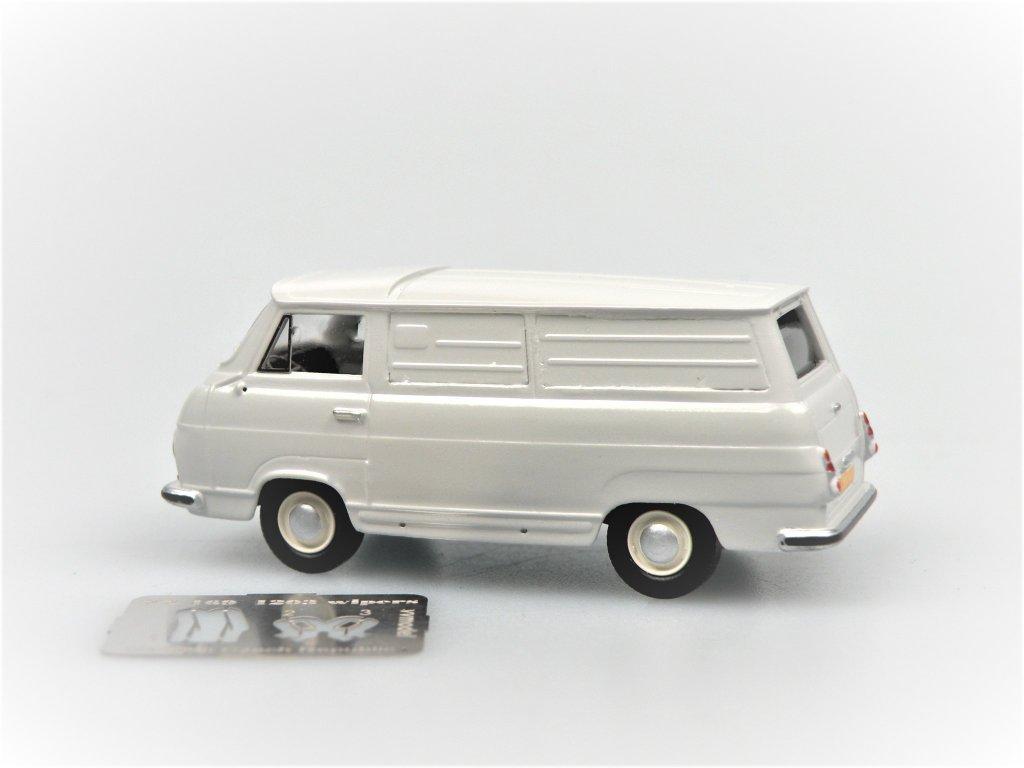 S1203 VAN Light grey