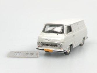 S1203 VAN světlá šedá