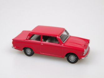1964 Cortina Mk.I Signal red