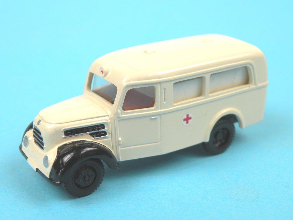 Garant K30 Ambulance