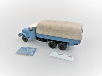 T111R (1952) valník s plachtou modrý