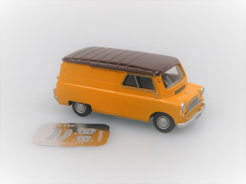 Bedford CA Panel Van (LHD)