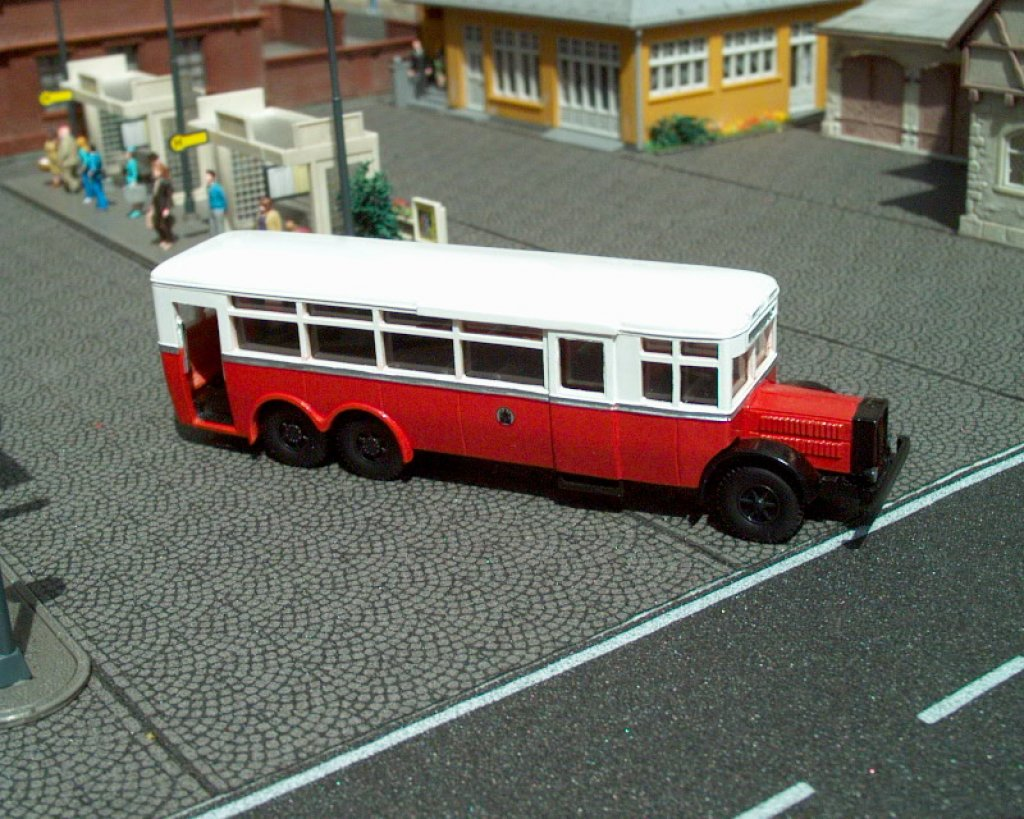 Bu 80N Hamburg