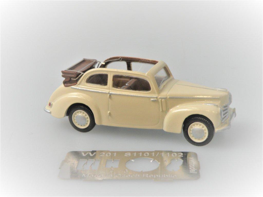S1102 Tudor Cabrio