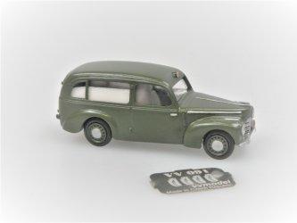 S1101 Tudor Military Ambulance