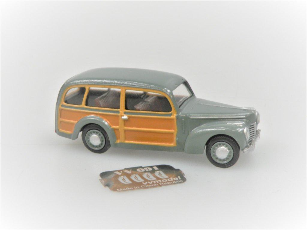 S1101 Tudor Woody