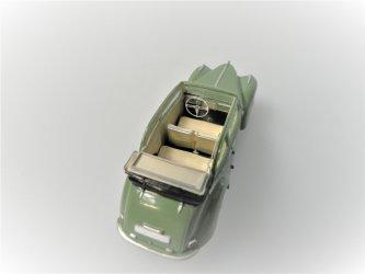 S1102 Tudor Cabriolimousine