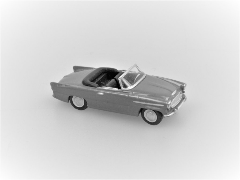 S996 kabriolet (1961)