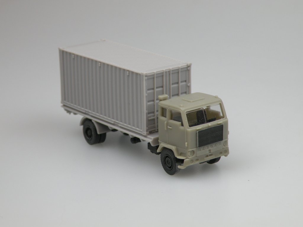 F88 4x2 Container Truck