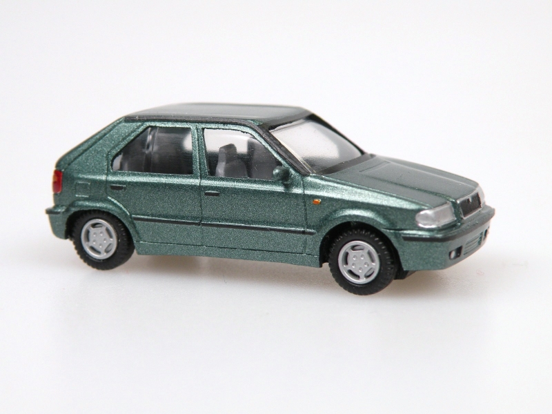 Hatchback´98 green metallic