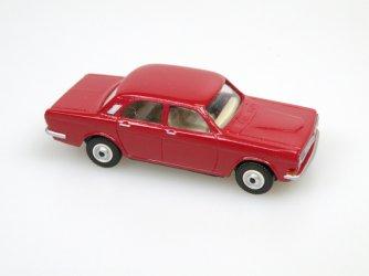 1970 GAZ 24 Limousine (tmavě červená)