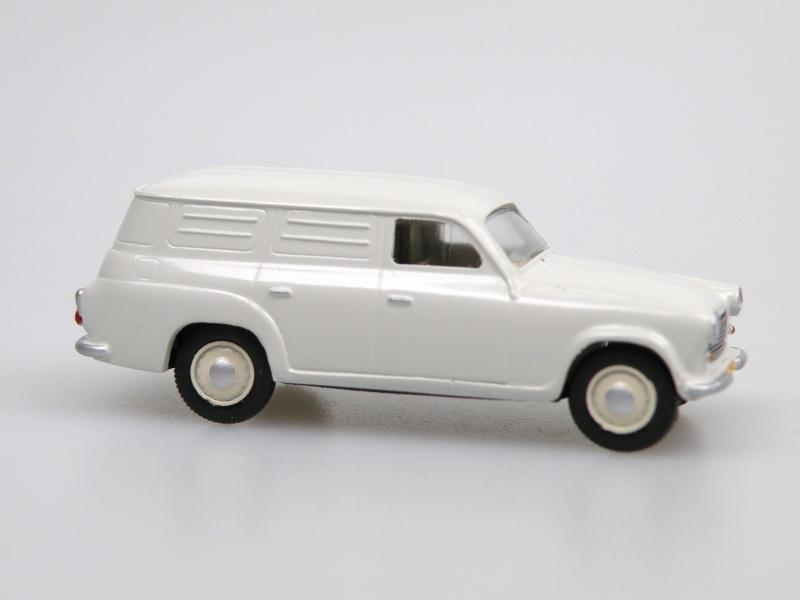 S1202 dodávkový (1961) světlá šedá
