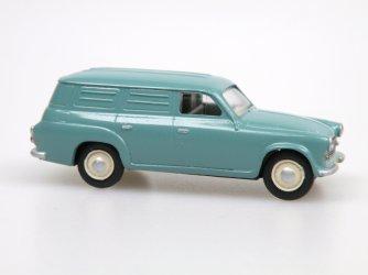 S1202 dodávkový (1961) zelená tyrkysová