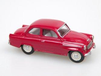 S995 TS (1961) tmavá červená