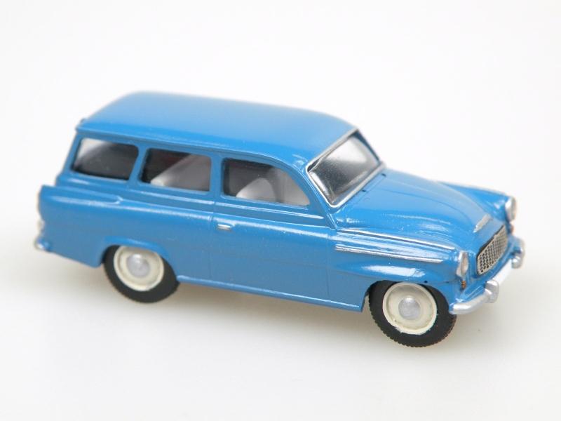 S 993 C Combi (1961) modrá