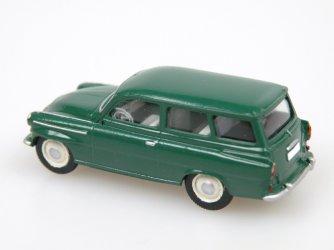 S 993 C Combi (1961) tmavá zelená