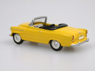 S996 Super cabrio (1961) yellow