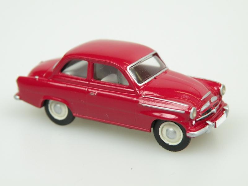 S440 (1955) tmavá červená