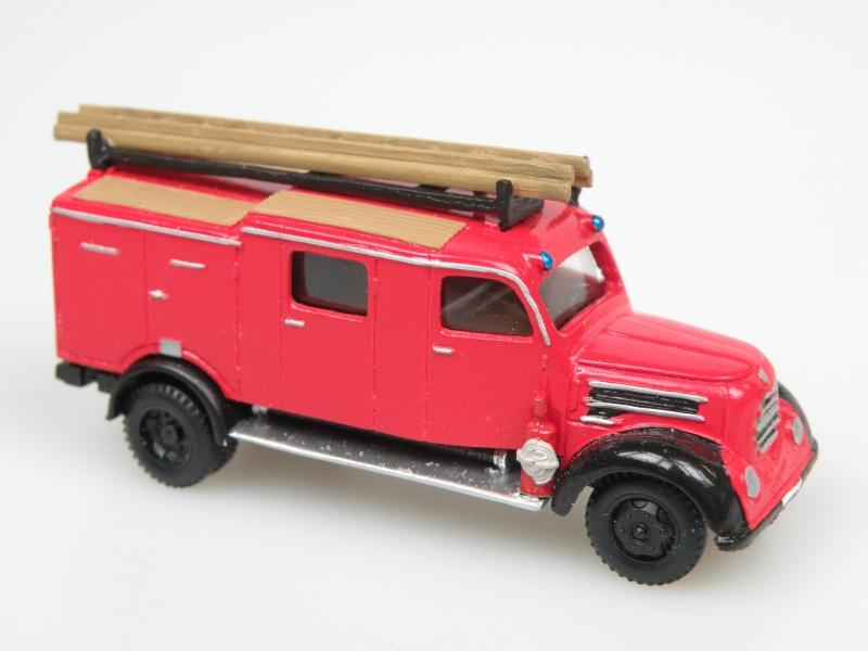 1956 Garant 30K/LF-TS 8 požární/Fire/Feuerwehr