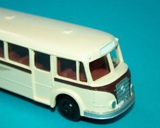 1955 IFA H6/S městský/City bus Dresden