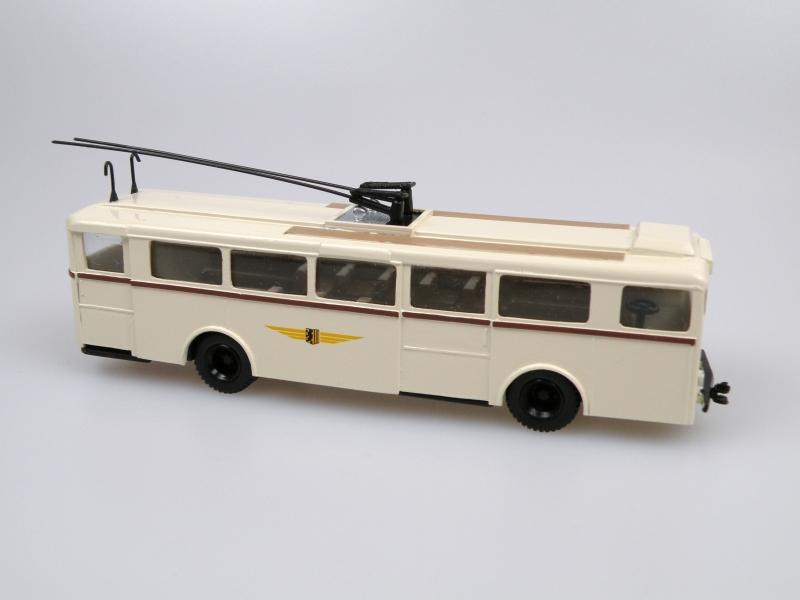 Henschel/Schumann Gr.II Trolley Bus DVB Dresden