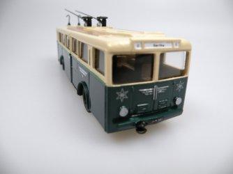 1947 Henschel/Kässbohrer Gr.II Trolley Bus (Bochum) green/I