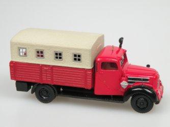 1956 Garant 30K LF-LKW-TS 8 (hasičský/Fire Lorry with tilt)