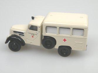 1956 Garant 30K RTW (Rettungswagen DRK /Red Cross Rescue)